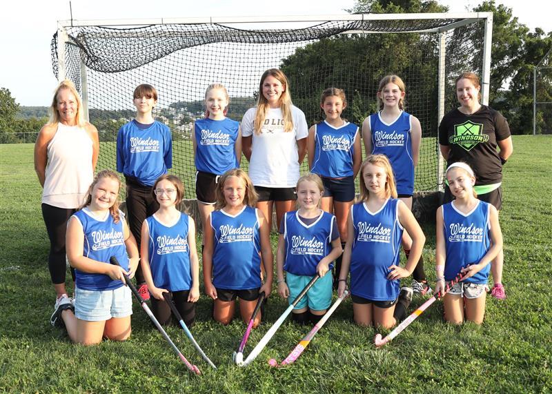 blue field hockey
